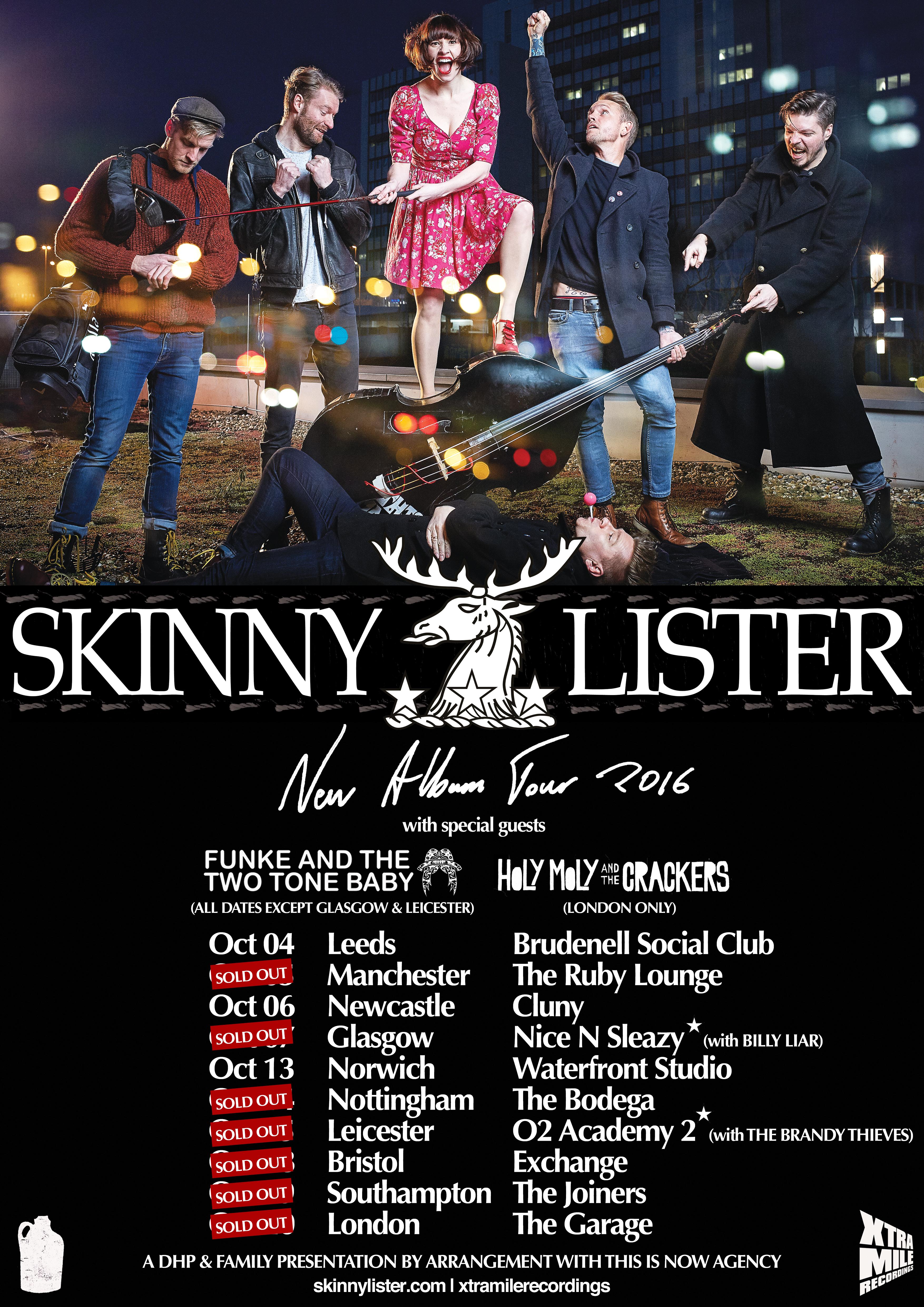 UK Tour – Next Week!